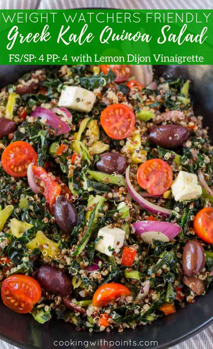Kale Salad with Quinoa