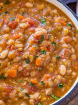 Weight Watchers Lentil Stew