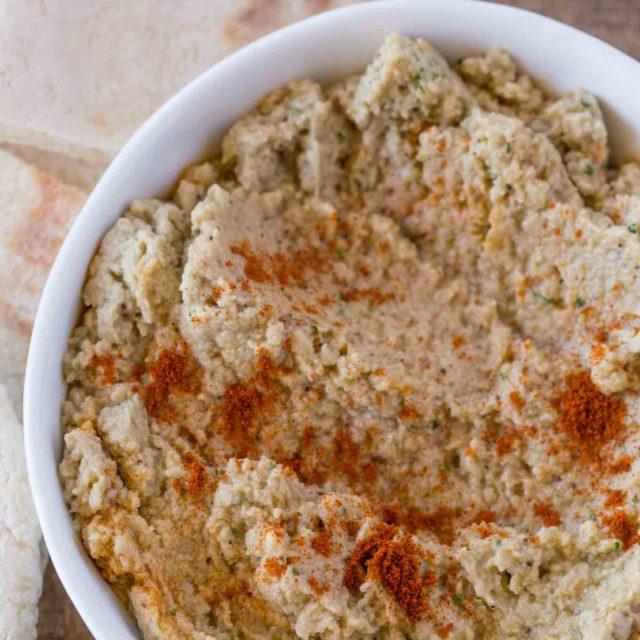 Baba Ganoush Dip Recipe