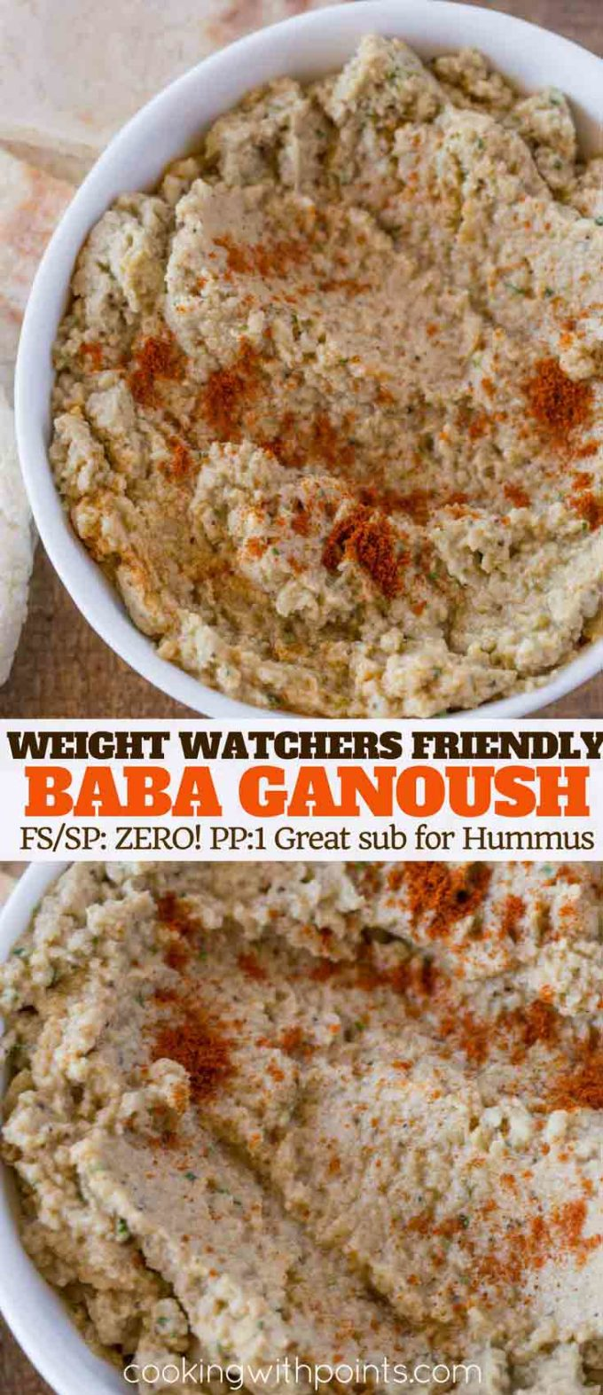 Baba Ganoush Weight Watchers