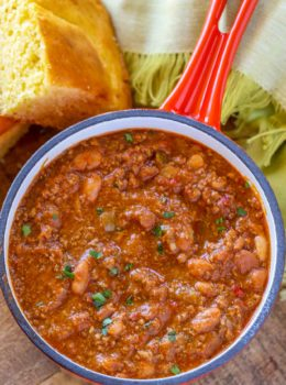 Quick Weight Watchers Turkey Chili