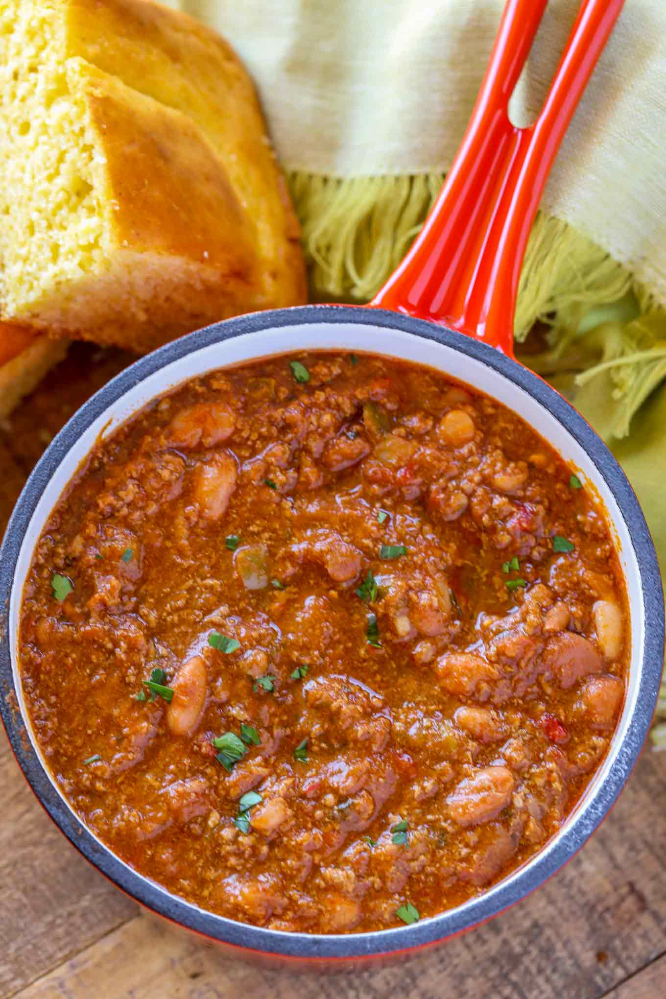 Easy Turkey Chili Cooking Made Healthy
