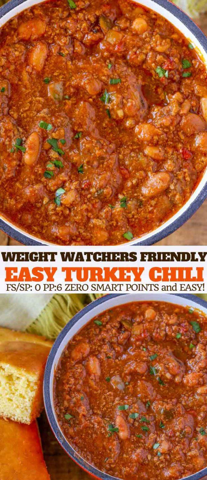Weight Watchers Chili