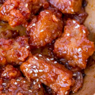 Healthy Char Siu (Chinese BBQ Pork)