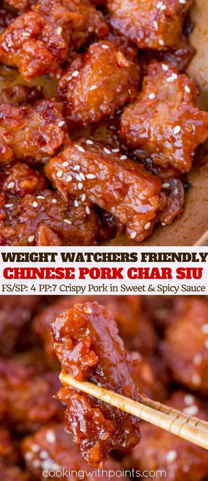 Weight Watchers Pork Char Siu