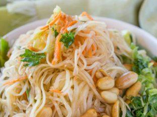 Weight Watchers Friendly Thai Green Papaya Salad