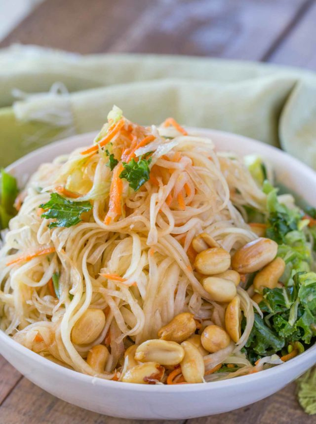 Weight Watchers Friendly Thai Green Papaya Salad