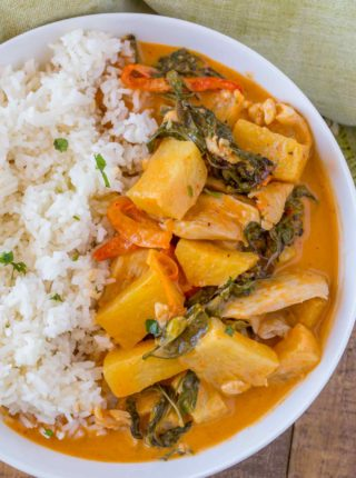 Thai Chicken Pineapple Curry