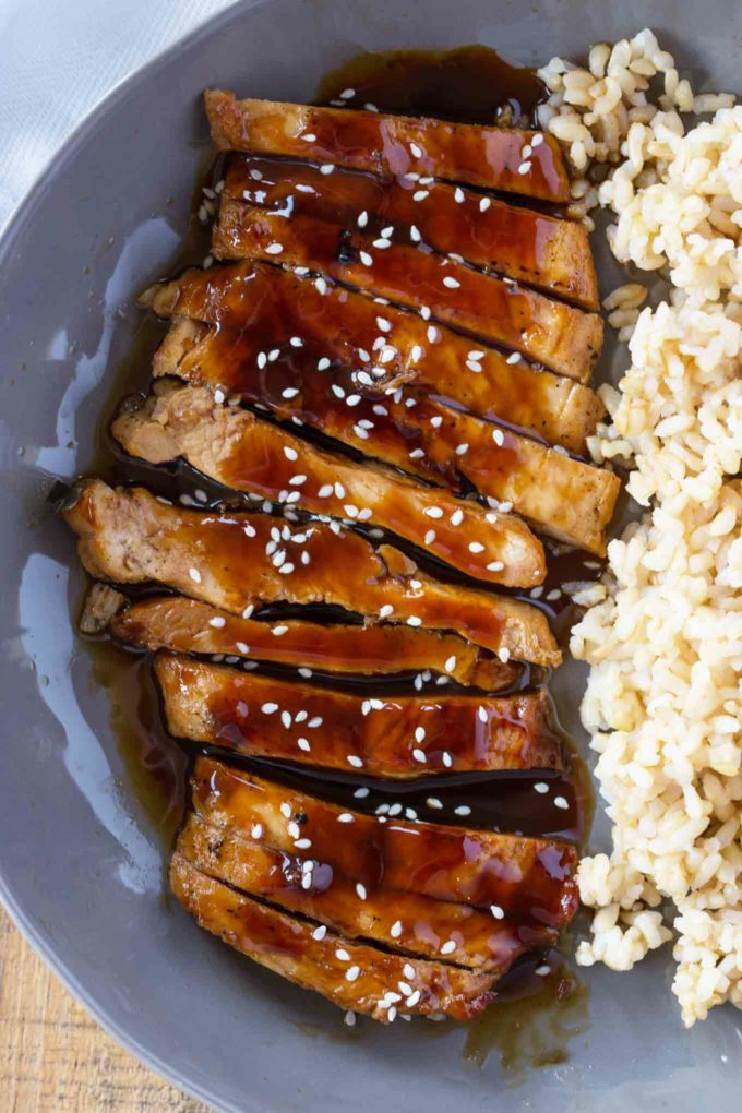 Weight Watchers Chicken Teriyaki Recipe