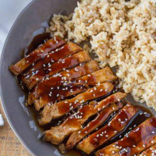 Skinny Teriyaki Chicken