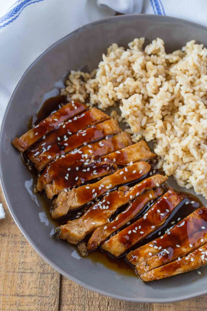 Skinny Teriyaki Chicken