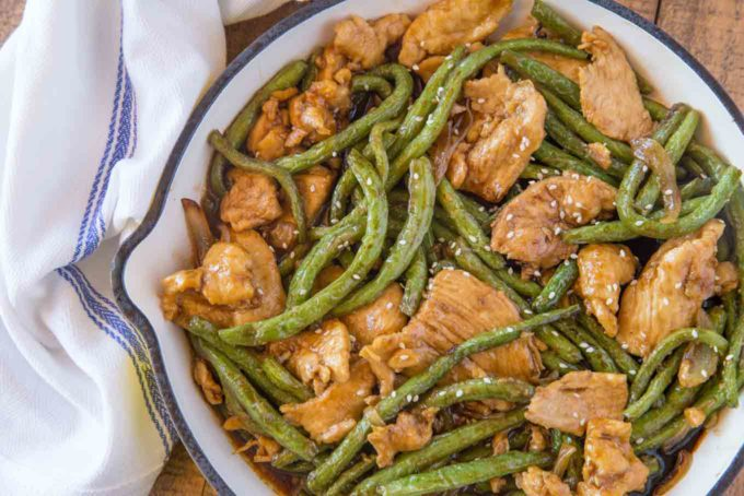 Weight Watchers Chinese Chicken Stir Fry