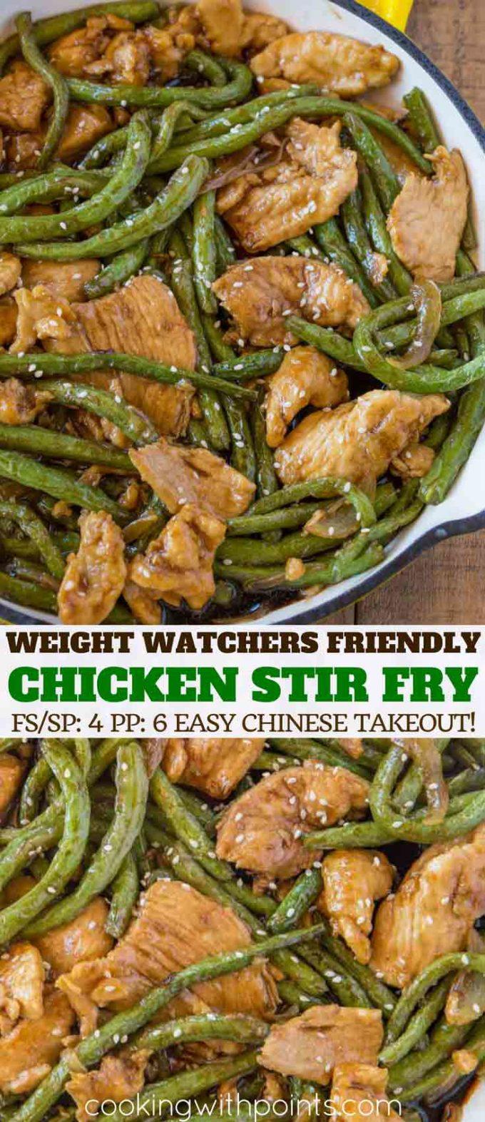Weight Watchers Stir Fry