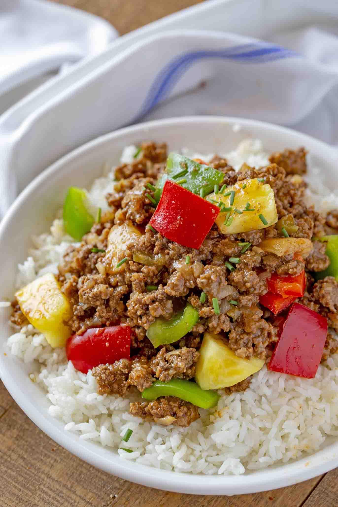 Ground Hawaiian Beef Cooking Made Healthy