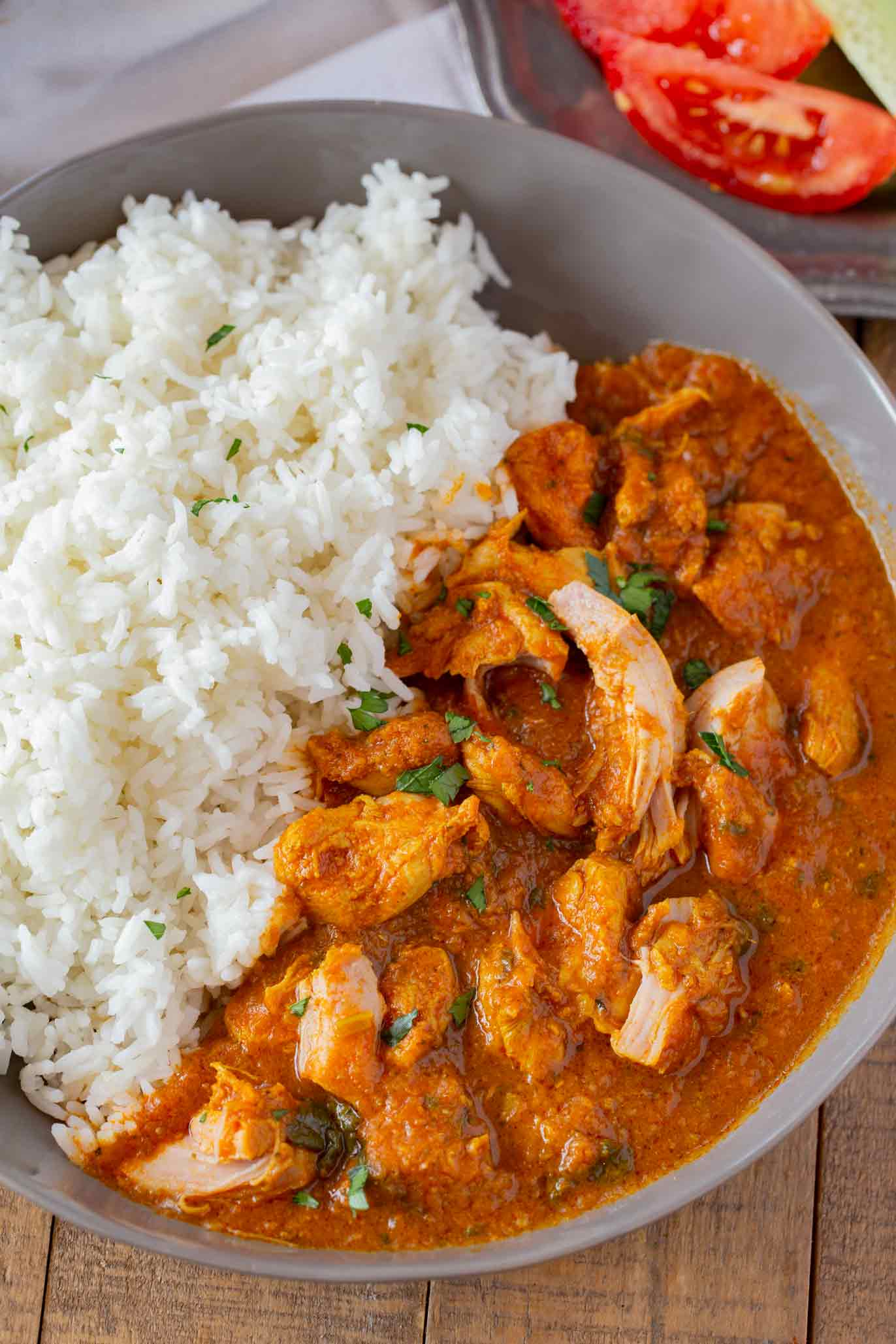 Indian Chicken Curry Cooking Made Healthy