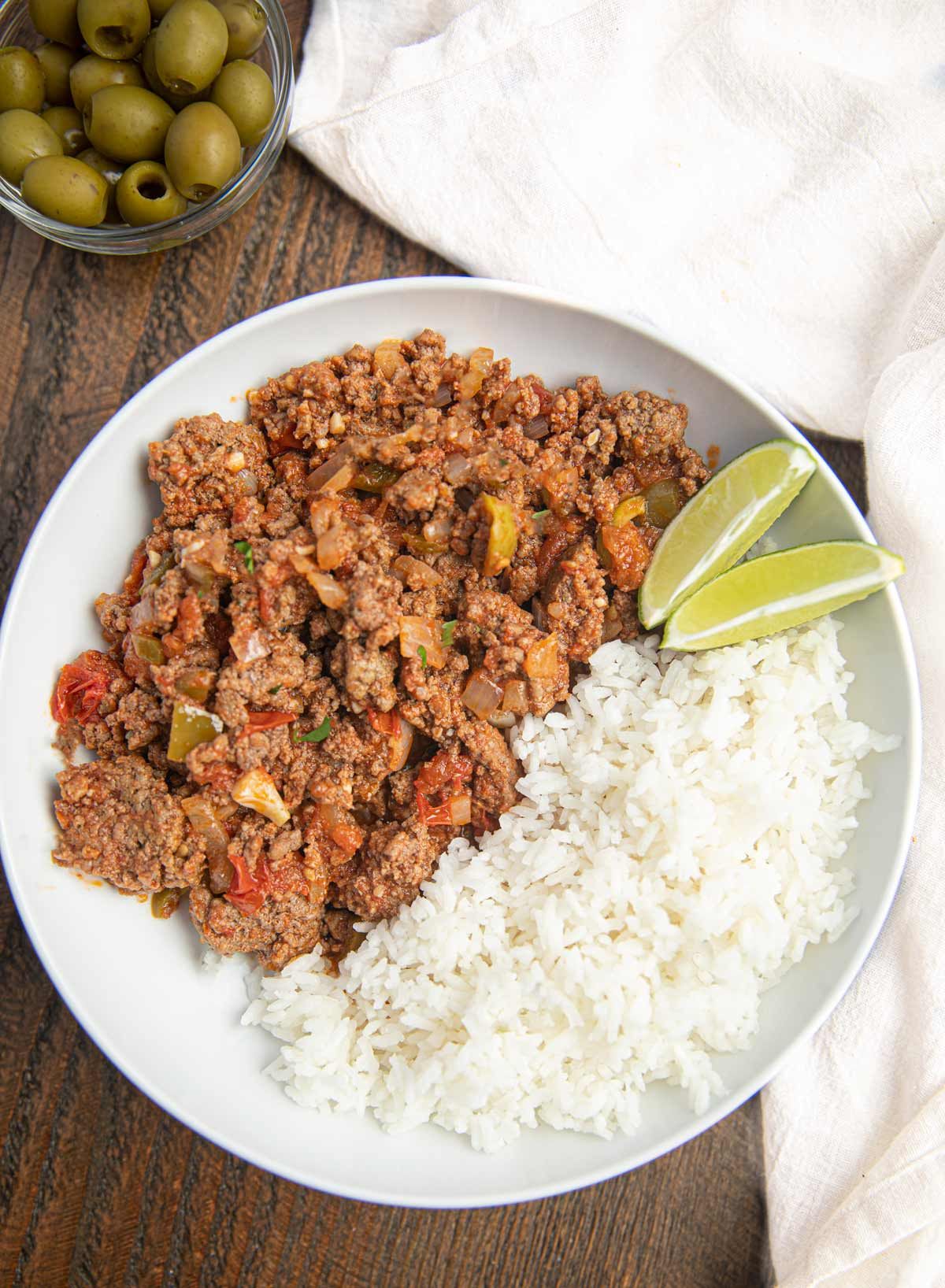 Cuban Picadillo - Cooking Made Healthy