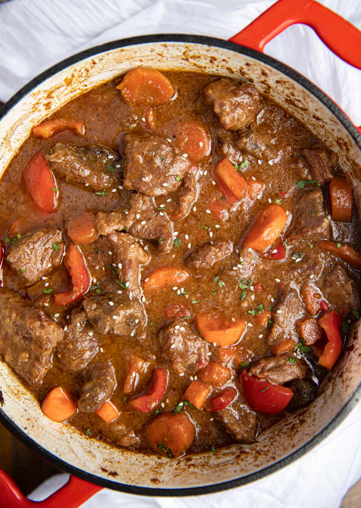 Korean Beef Stew Cooking Made Healthy