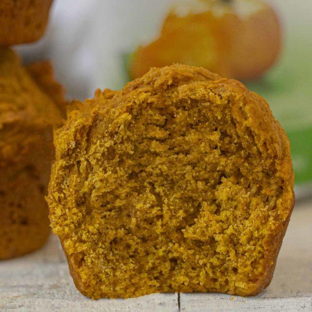 Super Skinny Pumpkin Muffins