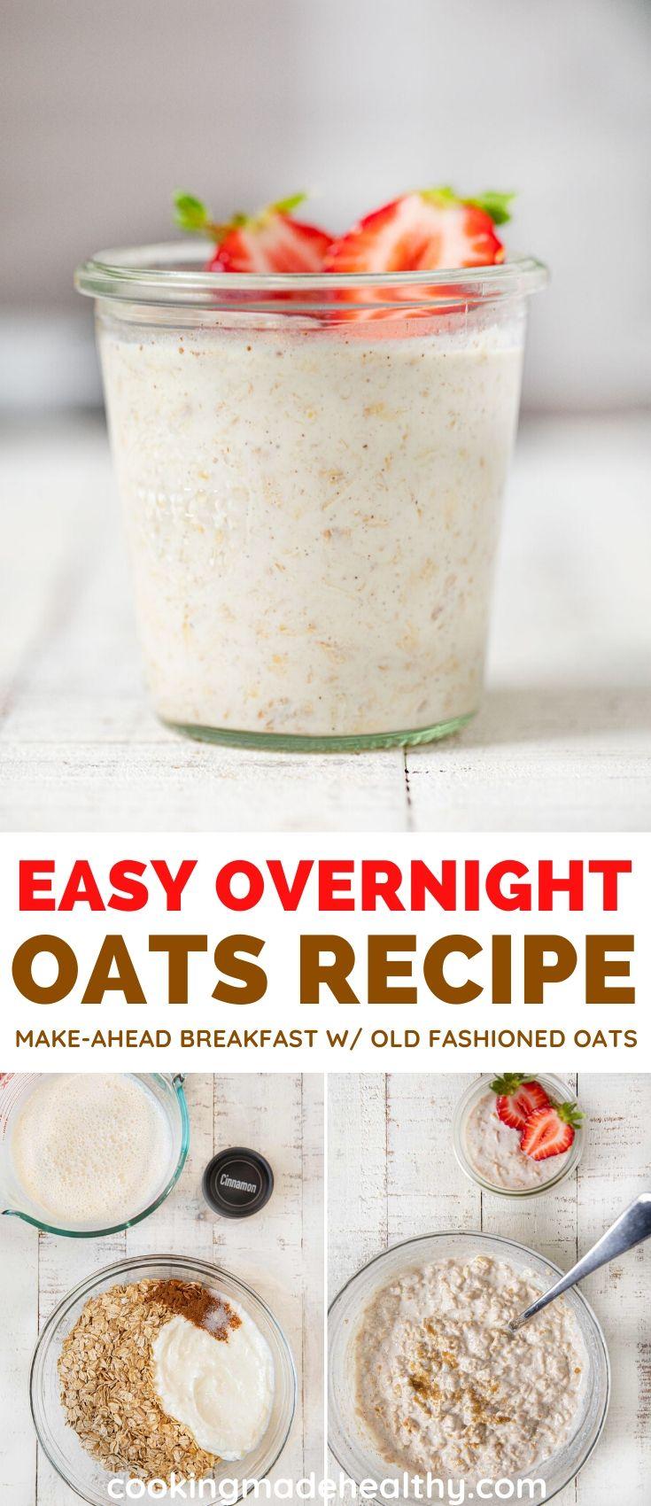 Creamy Overnight Oats
