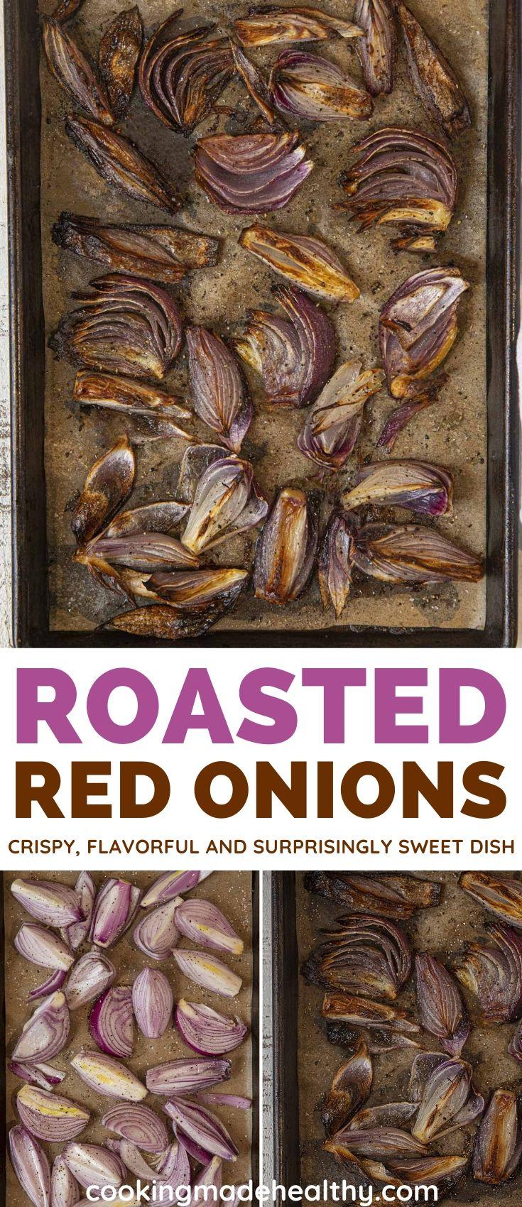 Sweet Roasted Onions