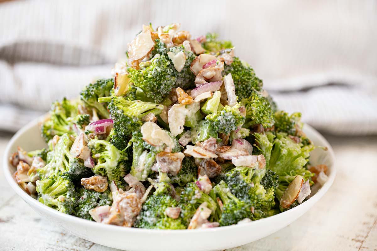 Broccoli Salad Diet Recipe