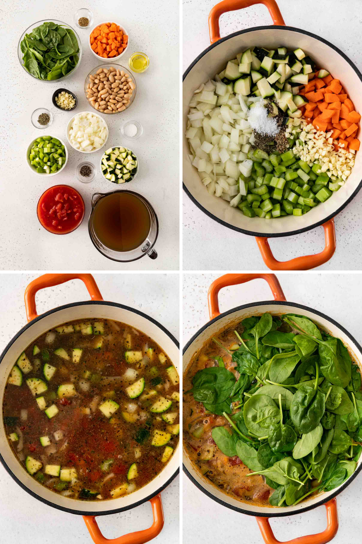 Tuscan-Vegetable-Soup Collage